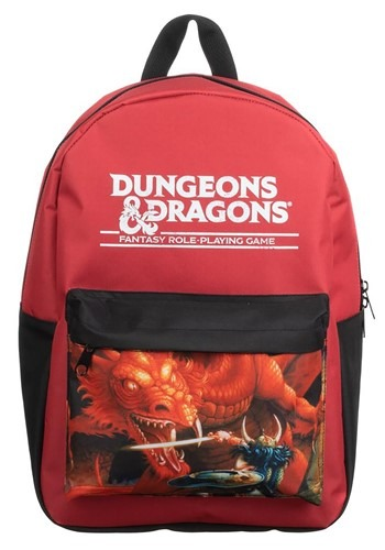 Dungeons & Dragons Retro Mixblock Backpack