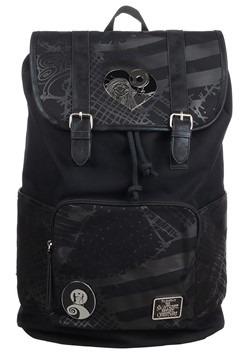 Nightmare Before Christmas Rucksack Backpack with Metal Badg