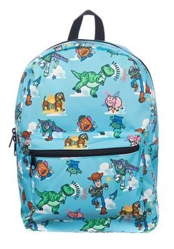 Toy Story Clouds AOP Sublimated Backpack