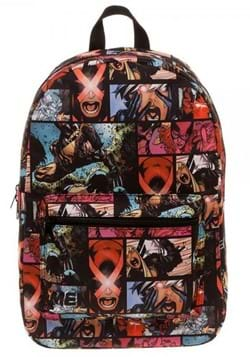 X-Men Checker Sublimated Backpack