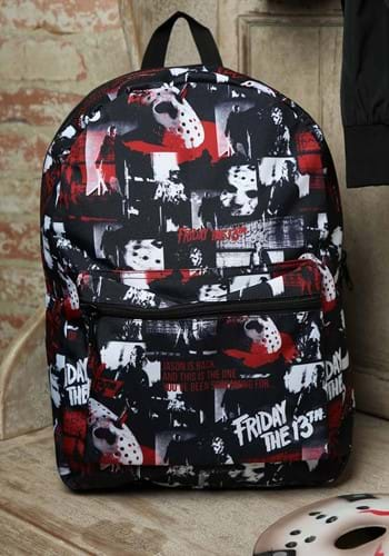 Friday the 13th AOP Sublimated Backpack Update