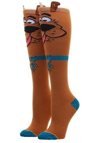 Scooby Doo Novelty Ears Crew Sock