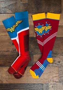 Wonder Woman 2 Pair Pack Compression Socks