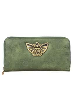 Zelda PU Zip Around Wallet
