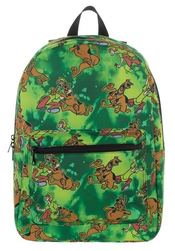 Scooby Doo All Over Print Sublimated Backpack