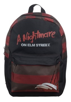 Nightmare on Elm Street Mix Block Claw Backpack