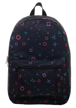 Playstaion All Over Print Sublimated Backpack