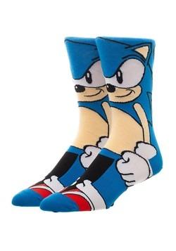 Sega Sonic 360 Crew Sock