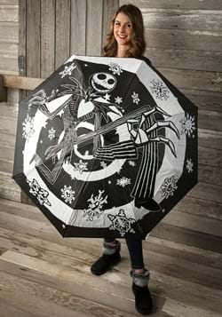 Jack Skellington Snowflake Color-Changing Umbrella-Update