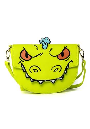 Loungefly Rugrats Reptar Crossbody Bag