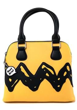 Loungefly Peanuts Charlie Brown Crossbody Bag