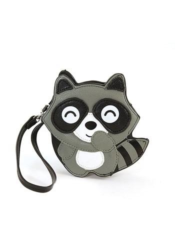 Raccoon Wristlet