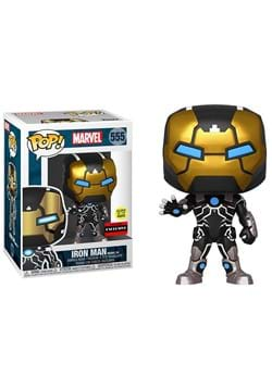 Iron Man Model 39 Glow in the Dark Pop Vinyl Figure upd