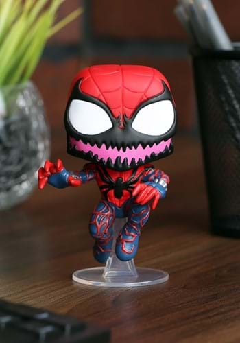 POP Marvel SpiderMan Spider-Carnage Exclusive Figure