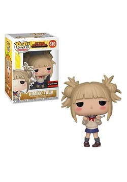 My Hero Academia Himiko Toga Pop Vinyl Figure Exclusive