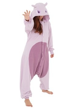 Pokemon Mewtwo Adult Plus Size Kigurumi