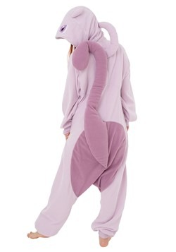 Pokemon Mewtwo Adult Plus Kigurumi Alt 2