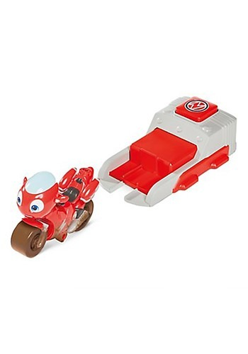 Ricky Zoom Feature Ricky Toy Car