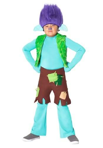 Trolls Boys Branch Premium Costume upd