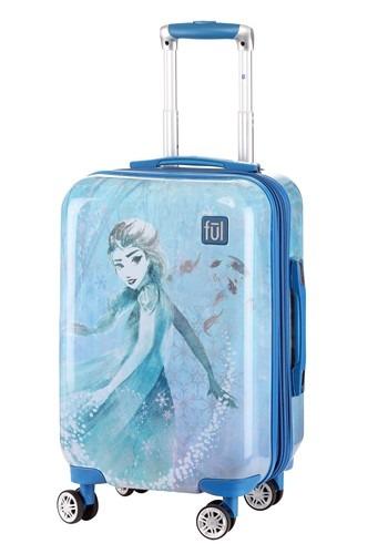 """Frozen 2 Elsa 21"""" Suitcase"""