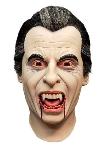 Hammer Dracula Mask for Adults