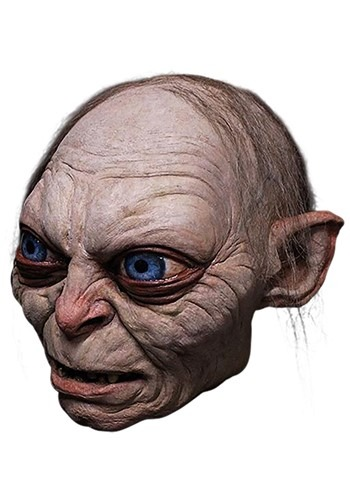 The Hobbit Gollum Mask