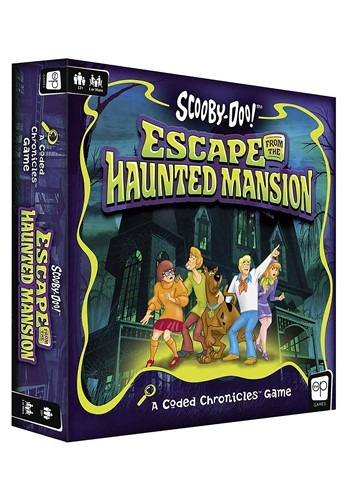Scooby Doo Coded Chronicles Escape Room Game