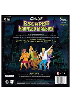 Scooby Doo! Coded Chronicles Escape Room Game Alt 1
