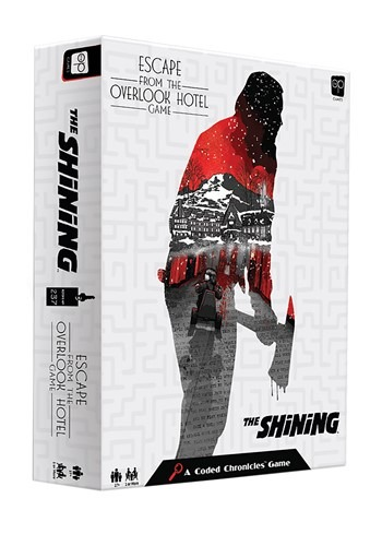 The Shining Coded Chronicles Escape Room Game