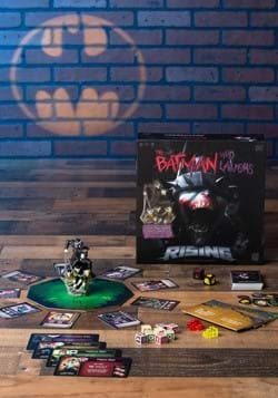 The Batman Who Laughs Rising Board Game Update