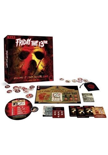 Board Game Friday the 13th