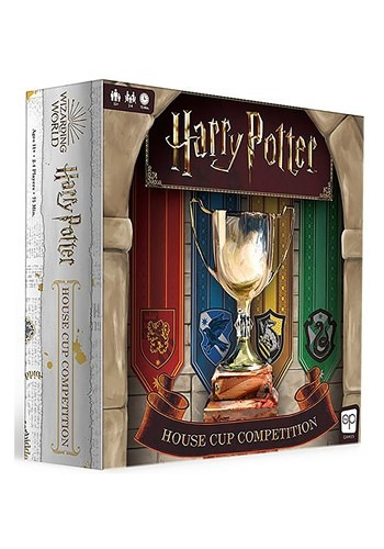Harry Potter House Cup Competition Game
