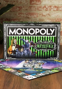 MONOPOLY Beetlejuice Edition Game Update