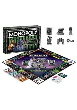 MONOPOLY: Beetlejuice Edition Board Game Alt 2