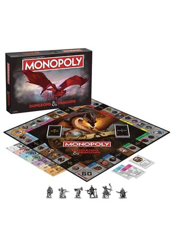MONOPOLY Dungeons & Dragons