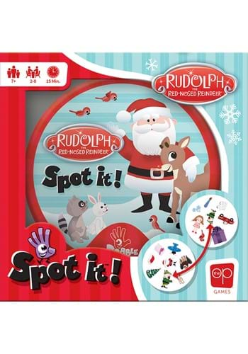 SPOT IT Rudolph the Red-Nosed Reindeer