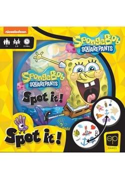 SPOT IT Spongebob