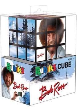 Bob Ross Rubiks Cube