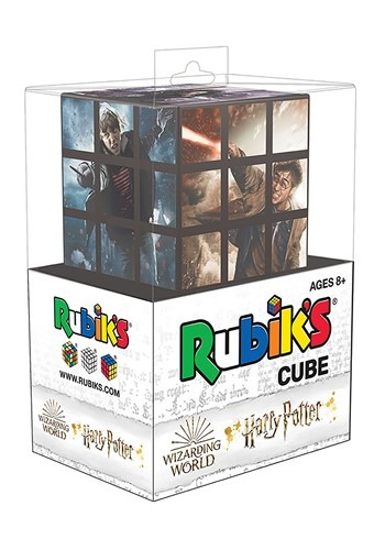 Harry Potter Rubiks Cube
