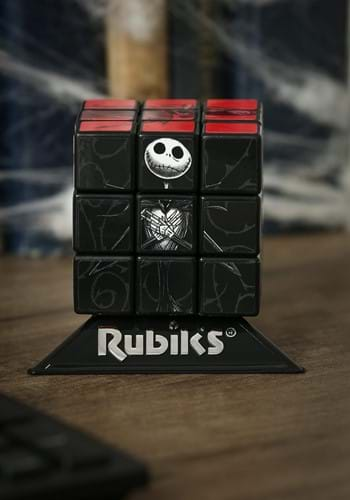 The Nightmare Before Christmas Rubiks Cube