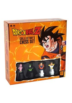 Dragon Ball Z Chess