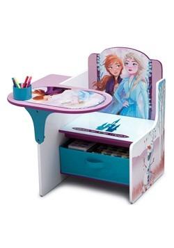 Frozen II Chair Desk with Storage Bin