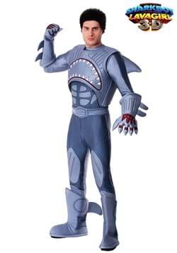 Sharkboy and Lavagirl Adult Plus Size Sharkboy Costume Main