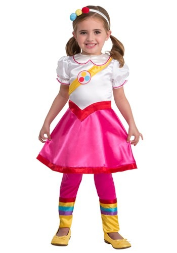 True & The Rainbow Kingdom Girl's Classic True Costume