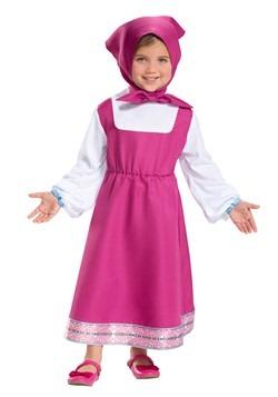 Masha The Bear Masha Costume for Girls