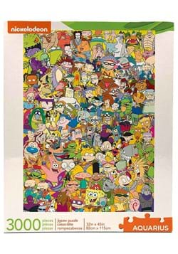Nickelodeon-Cast 3000 pc Puzzle