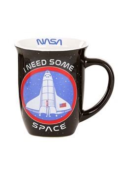 NASA SHUTTLE NEED SOME SPACE 16oz WIDE RIM Mug