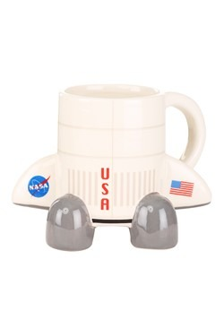 NASA SHUTTLE 3D MUG Update