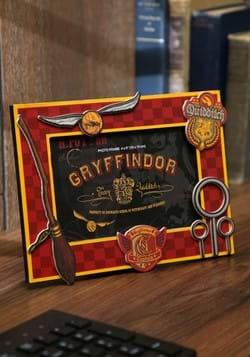 QUIDDITCH GRYFFINDOR 4in x 6in 3D MDF FRAME Update