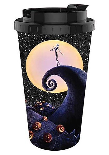 NIGHTMARE BEFORE CHRISTMAS MOVIE POSTER 16oz DOUBL